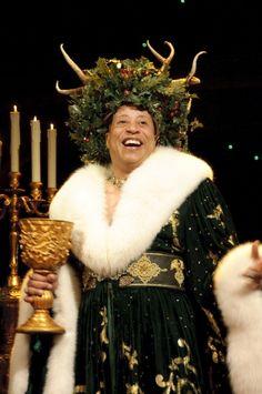 Ghost of Christmas Present Christmas Present Costume, Ghost Of Christmas Present, Christmas Ghost, Christmas Presents, Vintage Christmas, Christmas Decorations, Christmas Carol Charles Dickens, Pirate Fairy, Santa Suits
