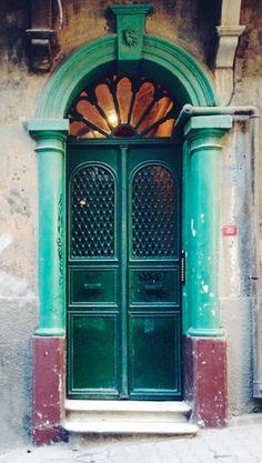 Istanbul, Turkey door