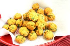 Spicy Creole Hush Puppies with Jalapenos & onions makes 21-28 puppies