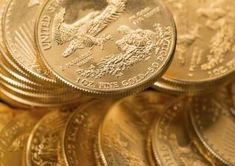 Gold coins #GoldInvesting