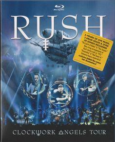Rush: Clockwork Angels Tour