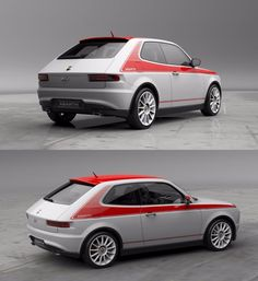 Abarth 127 Concept Interesting! #fiat