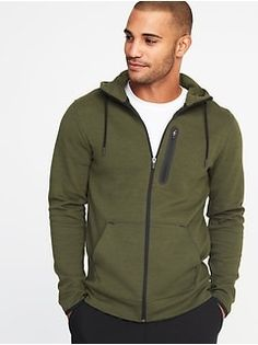 Look good around the clock in men's athleisure wear from Old Navy. Athleisure fashion for men is the latest trend. Athleisure Wear, Athleisure Fashion, Old Navy Hoodies, Mens Activewear, Shop Old Navy, Zip Hoodie, Hooded Jacket, Active Wear