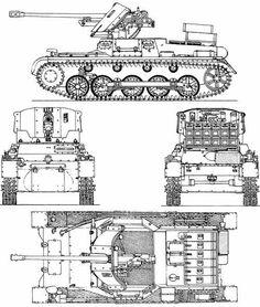 5-см  PAK 38 auf Panzer I auf B