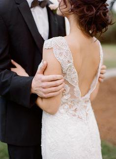 Gorgeous vintage wedding dress #wilddunesweddings