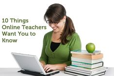 10 Things Online Teachers want you to Know http://www.connectionsacademy.com/blog/posts/2014-05-05/Top-10-Things-Virtual-School-Teachers-Want-You-to-Know.aspx #ThankaTeacher #TeacherAppreciation