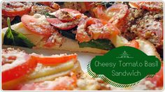 Tomato Basil, Eat Right, Live Life, Sandwiches, Meat, Chicken, Food, Eating Well, Essen