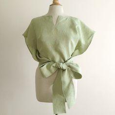 VINTAGE WRAP SHIRT | Fabrics-Store.com - The Thread