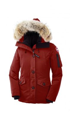 Canada Goose vest sale 2016 - CANADA GOOSE 'Montebello' Parka Coat. #canadagoose #cloth #coat ...