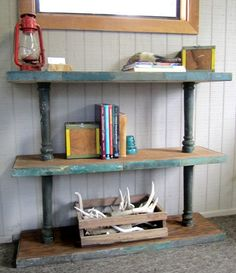 Reclaimed Wood Shelves by WhatleyGroup on Etsy