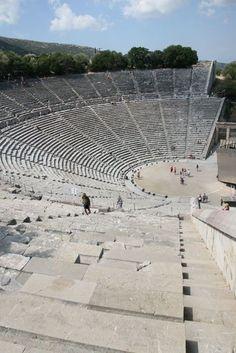Αρχαίο Θέατρο Επιδαύρου (Epidaurus Ancient Theatre)