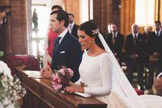 La boda de Paula y Víctor