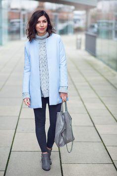 inlovewith: Grey & Blue
