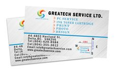 Postcard Business Card Check out this brand new service!