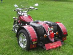 Yamaha Trike by RIchland Roadster