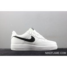 Nike Air Force 1 Low Black/White New Release