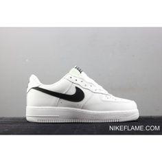 Nike Air Force 1 Low Black/White New Release Nike Air Force Black, White Nike Shoes, Nike Shoes Outlet, Blue Lagoon, Air Force 1, School Outfits, Nike Men, Air Jordans, Sneakers Nike