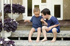 kids on stairs - Google Search