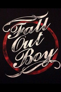 Fall Out Boy.(: