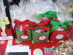 Creations on Paper: Holiday Craft Fair and Ideas