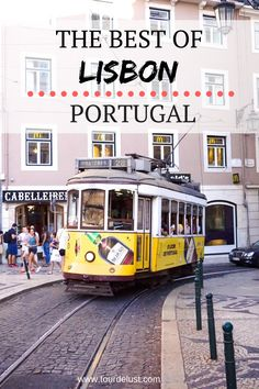 The Best of Lisbon