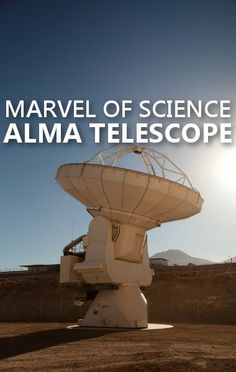 The ALMA telescope is a marvel of modern science in the heights of the Chilean desert, where scientists hope it will help us glimpse the beginning of time. http://www.recapo.com/60-minutes/60-minutes-interviews/60-minutes-atacama-alma-telescope-femtoseconds-life-space/