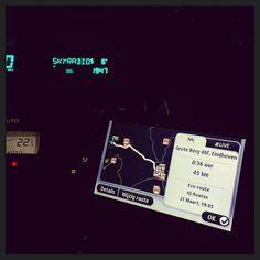 #myview Met een muziekje naar huis na een dag #groepscoaching... :-)