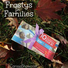 Great gift ideas! #Frostys4Adoption