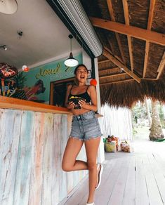 Outfit Goals, My Outfit, Gabbi Garcia, Filipina Beauty, Beach Shoot, Airport Style, College Girls, Girl Crushes, Mini Skirts