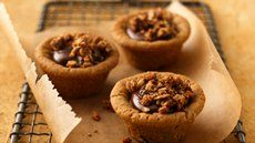 """My favorite home-made treat is """"Choco-Peanut Butter Cups""""! My mom was in the Pillsbury Bake Off with this recipe in 2006!  #GEfresh [MD]"""