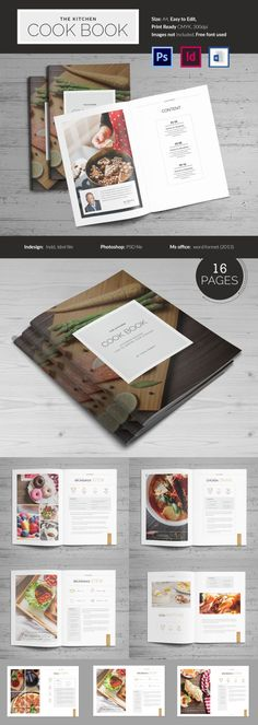 92 best cookbook design editorial layout images cookbook design rh pinterest com