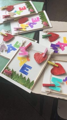 Felt Crafts, Diy And Crafts, Crafts For Kids, Arts And Crafts, Kids Corner, Toddler Crafts, School Design, Preschool Activities, Projects To Try
