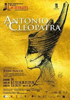 """""""Antonio e Cleopatra"""" di Shakespeare al Licinium di Erba"""