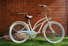 Rower cruiser Laguna  #bike #cruiser #beachbike #beachcruiser #royalbi #rower #miejski www.RoyalBi.pl