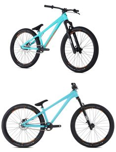 The CR3 is a premium dirt-jump bike built using our full 4130 cro-mo frameset. There's no pony spec here with 2pc 4130 cro-mo cranks, MID BB and 25x12t gearing and a coil sprung RST Space Free fork. A simple, elegant bike ready to master the biggest tricks and hit the biggest stages. Cross Country Mountain Bike, Mountain Biking, Mtb, Fork, Bicycle, Diet, Space, Elegant, Simple