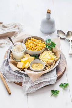 If you've ever wondered how to make easy homemade Mac and Cheese, you've got to try this recipe! It only takes 15 minutes to make, is full of flavor, extra creamy and made with two types of cheese! #macandcheese #macandcheeserecipe #homemademacandcheese #macncheeserecipe