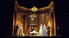 An Ideal Husband. Vaudeville Theatre, London. Scenic design by Stephen Brimson-Lewis. 2010