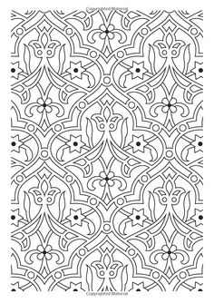 The Creative Colouring Book For Grown Ups Crafts Amazonco