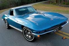 1966 Corvette #ClassicCars #CTins