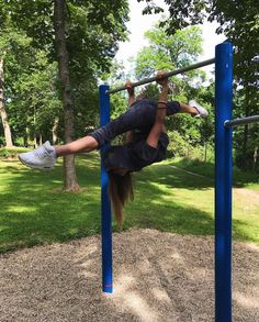 Does anyone besides me do Gymnastics EVERYWHERE!