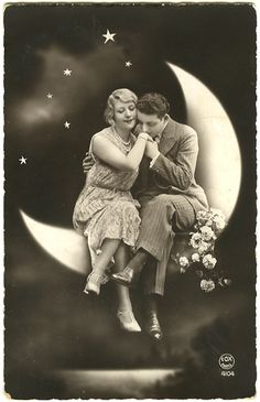 romance on the moon  Theme for Valentine Banquet  To the Moon and Back and have a Photo Op made of this scene.  Sing Moon River  fun fun fun