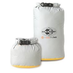 ecae2d6280 Evac Dry Sacks - Click to Close Bag Storage, Sacks, Backpacking, Water  Bottle