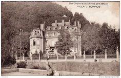 CHATEAU LUMIERE aka Chateau Maurice Burrus, in Sainte Croix Aux Mines, Alsace, France.