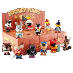 Kidrobot FERALS Mini Series by Amanda Visell-Sealed Case Of 20-Petit coin Munny
