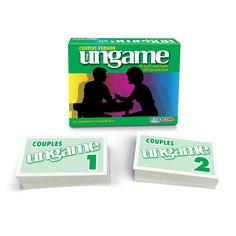Pocket Ungame Couples Version