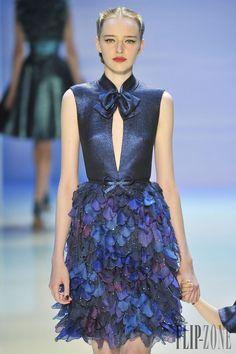 Georges Hobeika Outono-Inverno 2014-2015 - Alta-Costura - http://pt.flip-zone.com/fashion/couture-1/fashion-houses/georges-hobeika-4795 - ©PixelFormula