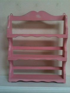 Im on a hunt for a spice rack, to make a nail polish holder...