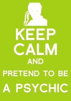 Psych. I love this show :)