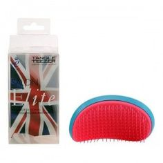 Want to enhance your image and highlight your beauty? Then the Detangling Hairbrush Salon Elite Tangle Teezer will help you to achieve your goals! Post Bank, Genre, Hair Brush, Hair Ties, Tangled, Hairdresser, Cool Things To Buy, Brushes, Hairbrush