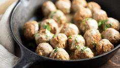 copycat ikea swedish meatballs